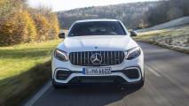 Mercedes-AMG GLC63 S prova