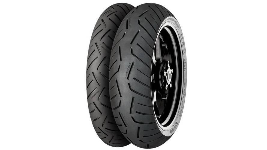 Neumáticos Continental ContiRoadAttack 3 CR y ContiAttack SM EVO