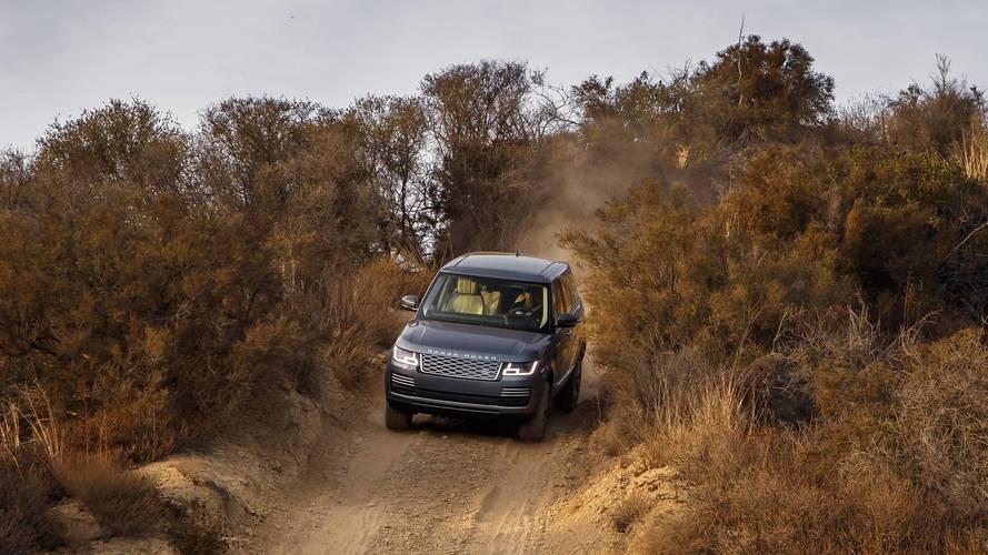 Land Rover, off-road için otonom teknoloji geliştiriyor
