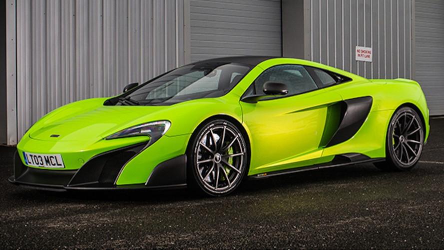 McLaren, allo studio una sportiva elettrica