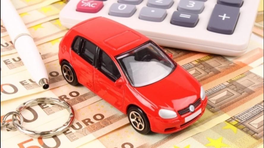 Prezzi Rc auto: un misero -7,5%