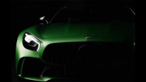 Mercedes-AMG GT R, il mostro stradale si svela [VIDEO]