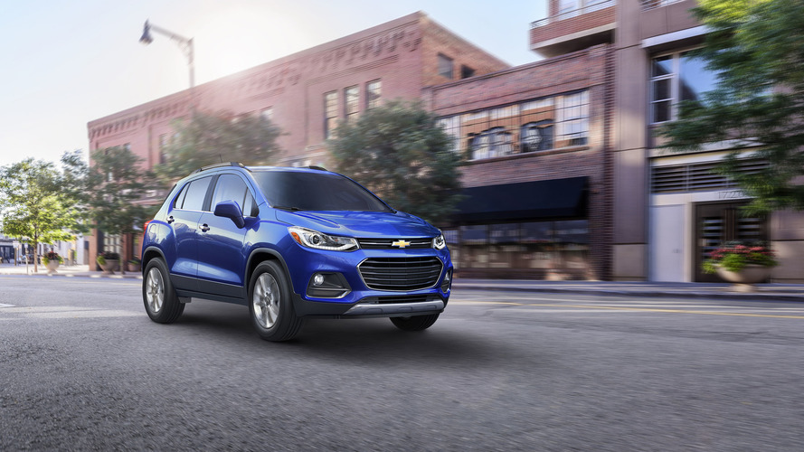 Redesigned 2017 Chevy Trax Starts At 21895