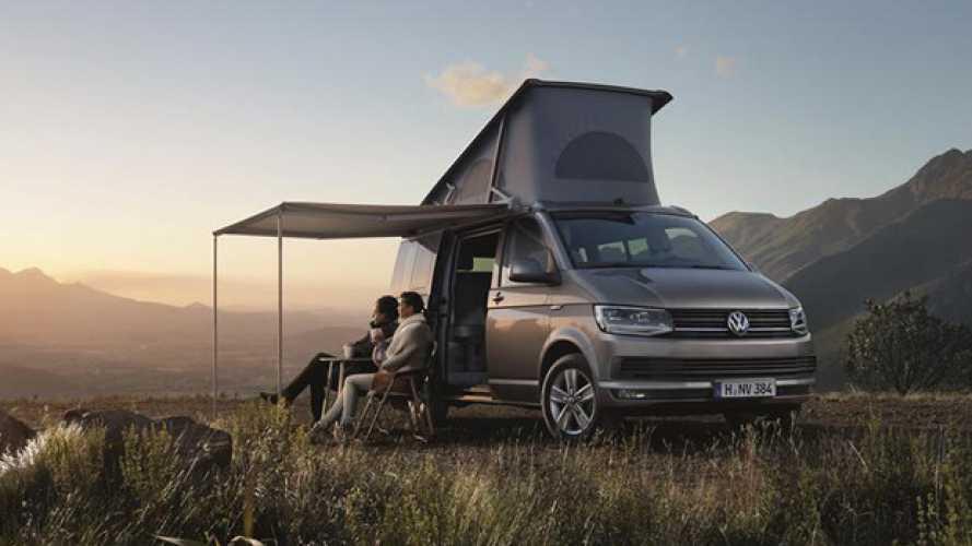Volkswagen, a Parma il Nuovo California