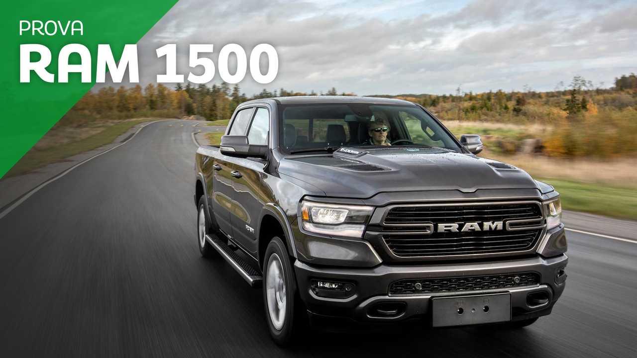 Ram 1500, dagli USA con furore