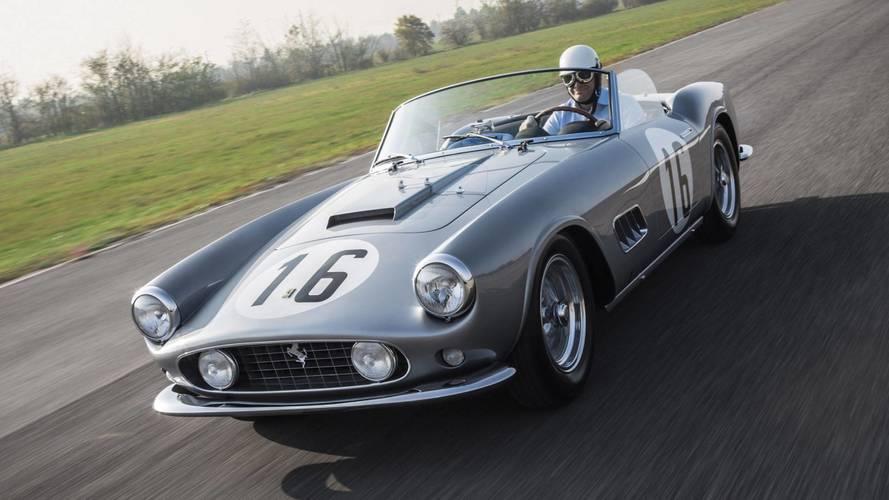 Akár 4.5 milliárd forintot is érhet ez az 1959-es Ferrari 250 GT LWB California