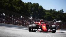 GP Brasil 2017, imágenes de la carrera