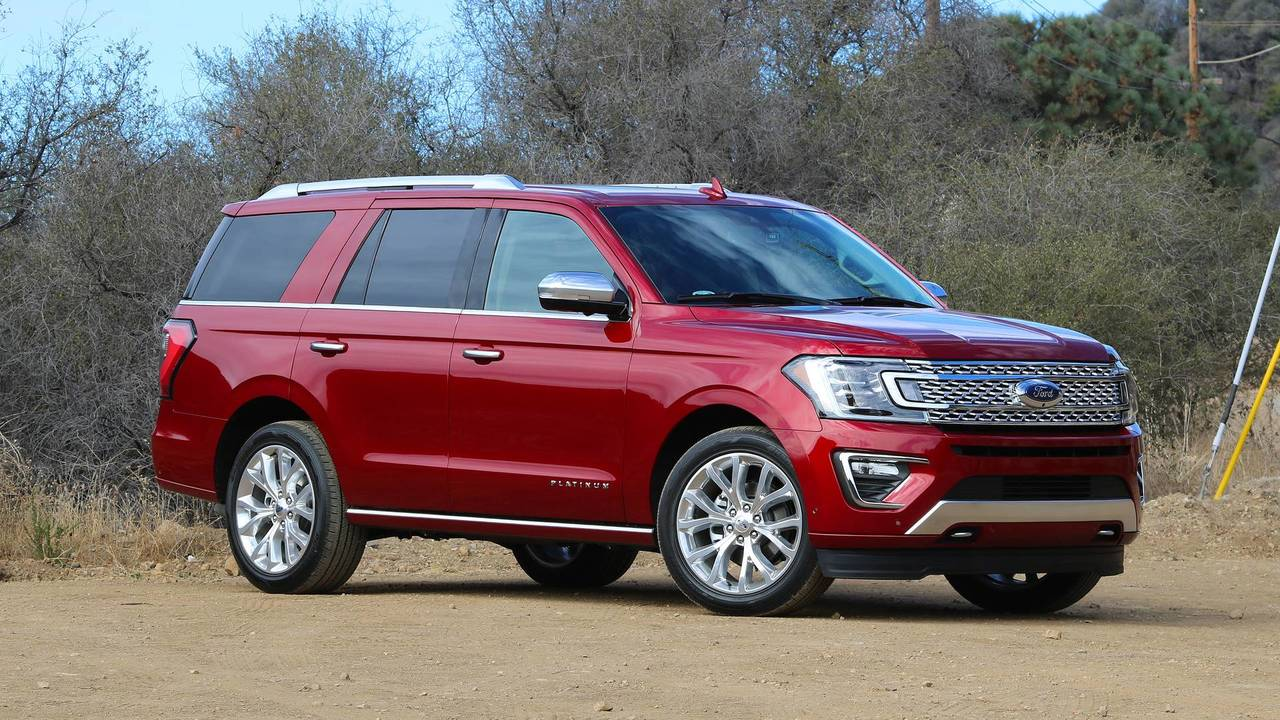 Ford Expedition First Drive