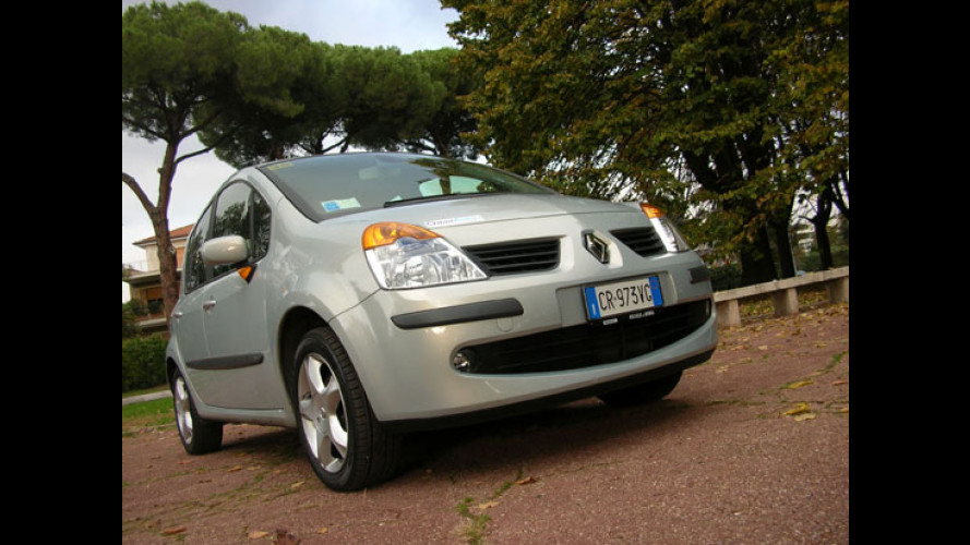 Renault MODUS 1.4 16V Luxe Dynamique