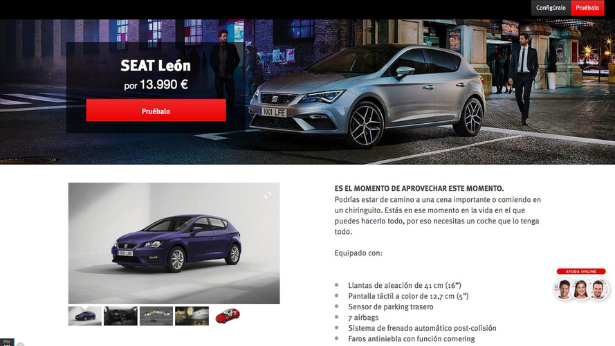 Ofertas: SEAT León 2018 con descuento
