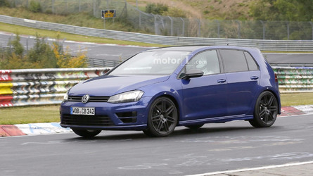 VW Admits 5-Cylinder Golf Is Still Being Tested