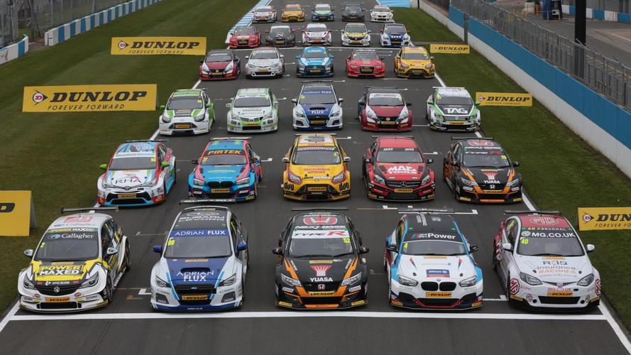 BTCC Set For Electrified Future