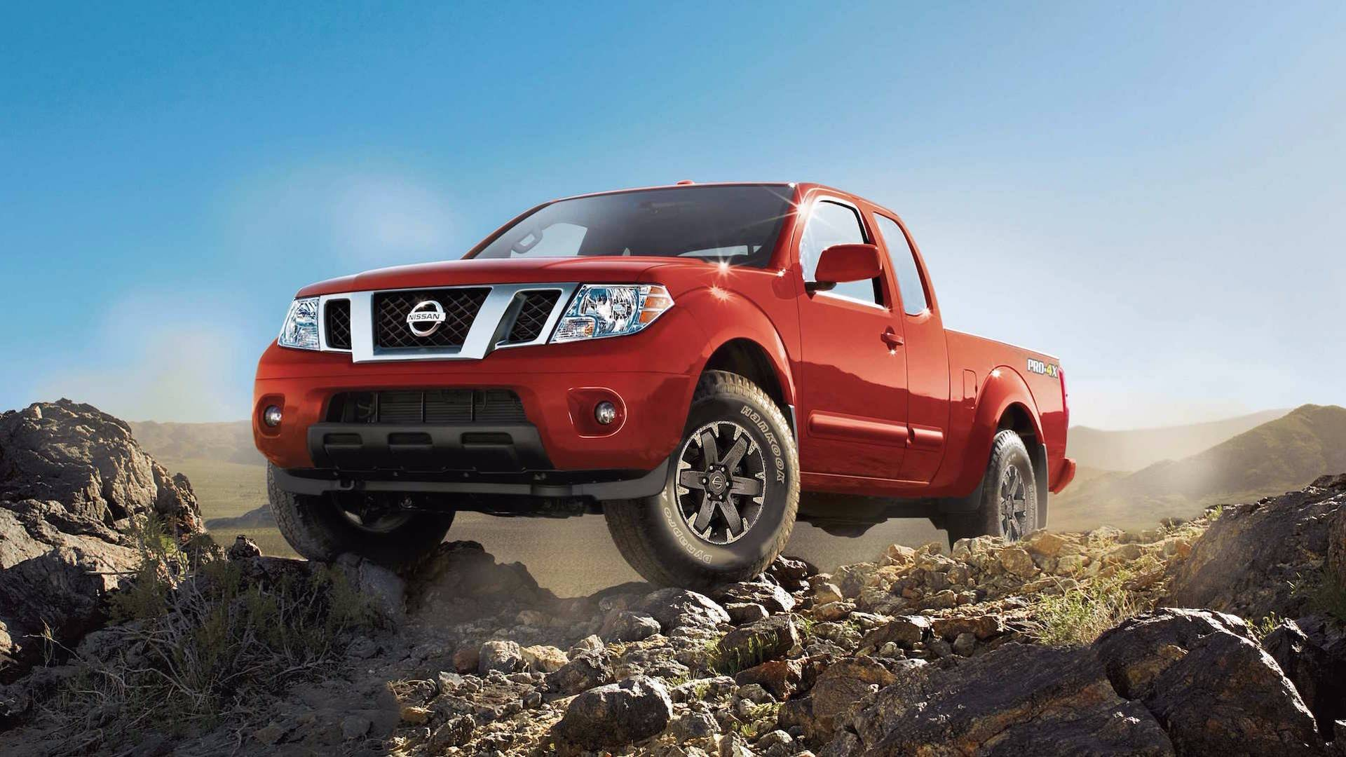New Nissan Frontier >> New Nissan Frontier Pickup For U S Reportedly In The Works