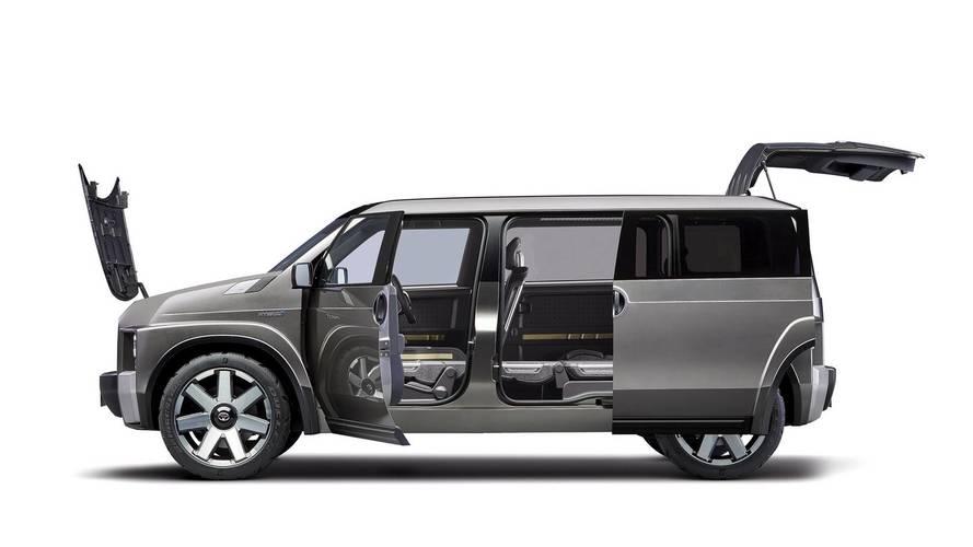 Toyota songe à produire le TJ Cruiser Concept