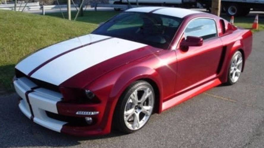 Behold The Mustardo, A Lamborghini-Turned-Mustang Abomination