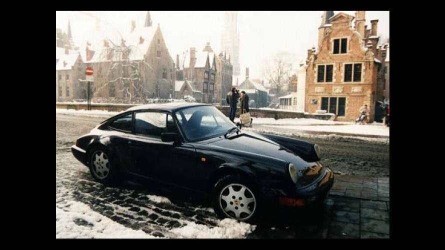 Porsche 911: la 911- 964