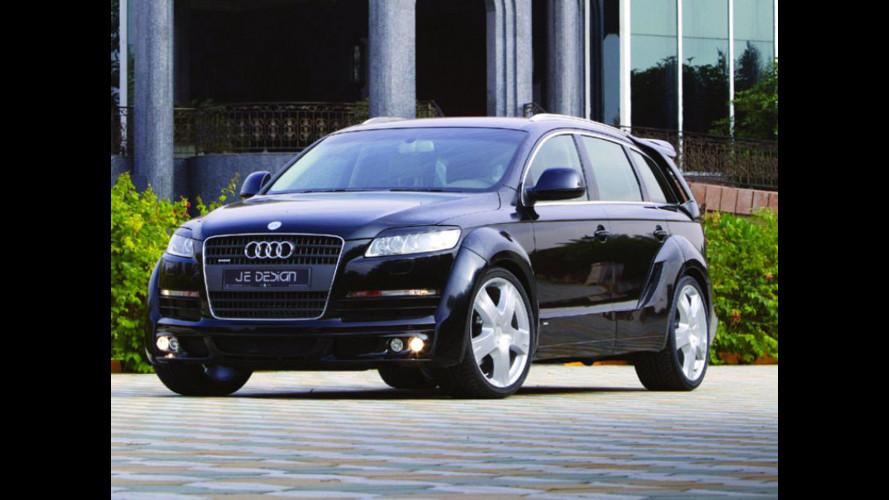Audi Q7 4.2 FSI by JE Design