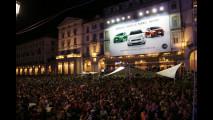 Fiat 500, Torino in festa