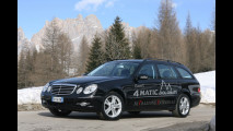 Mercedes 4Matic Dolomiti edition