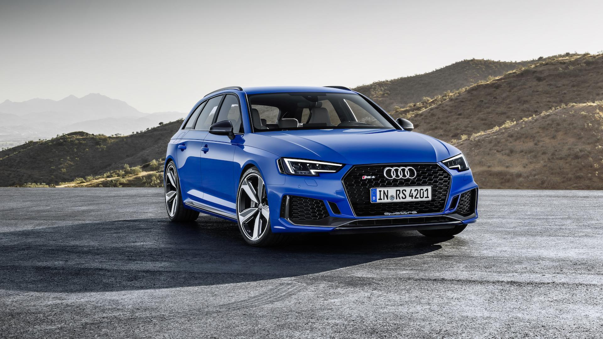 Audi Rs 4 Avant News And Reviews Motor1com