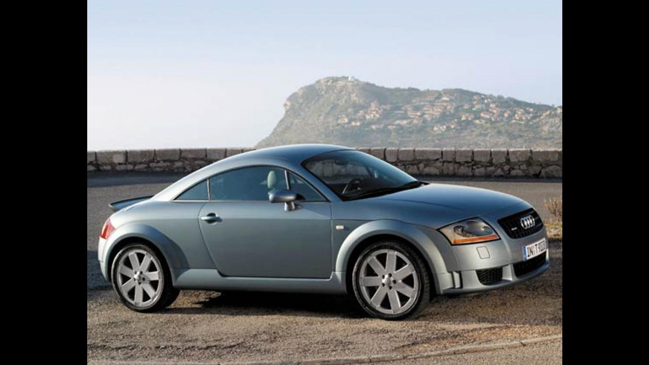Audi TT 3.2 V6