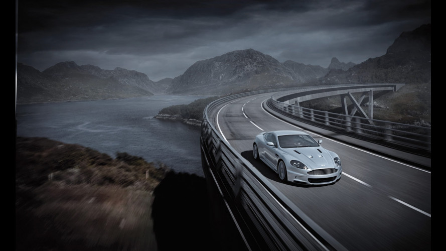 Aston Martin DBS: a Parigi col Touchtronic 2