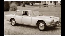 Maserati Quattroporte I - prima serie