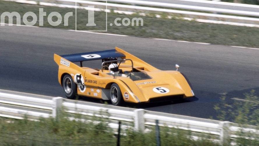 1970 McLaren M8D Motor1 Legends