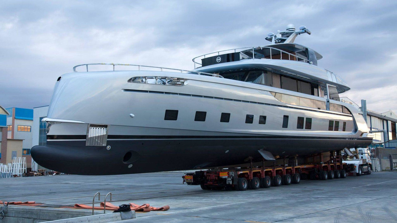 Get Up Close And Personal With Porsche S 15m Superyacht