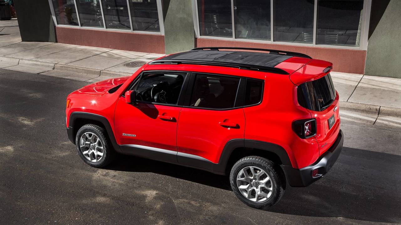 2. Jeep Renegade Sport: $19,540