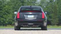 2017 Cadillac ATS-V: Review