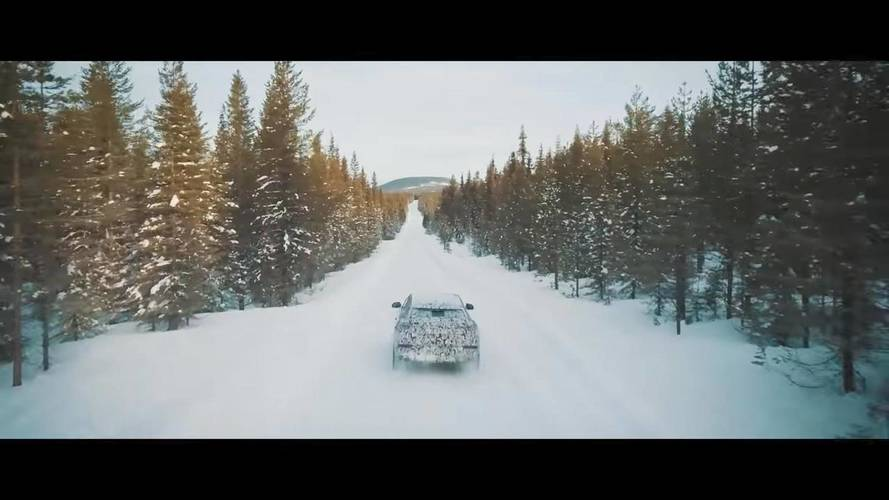Lamborghini Urus' Neve Mode Means Never Getting Stuck In Snow