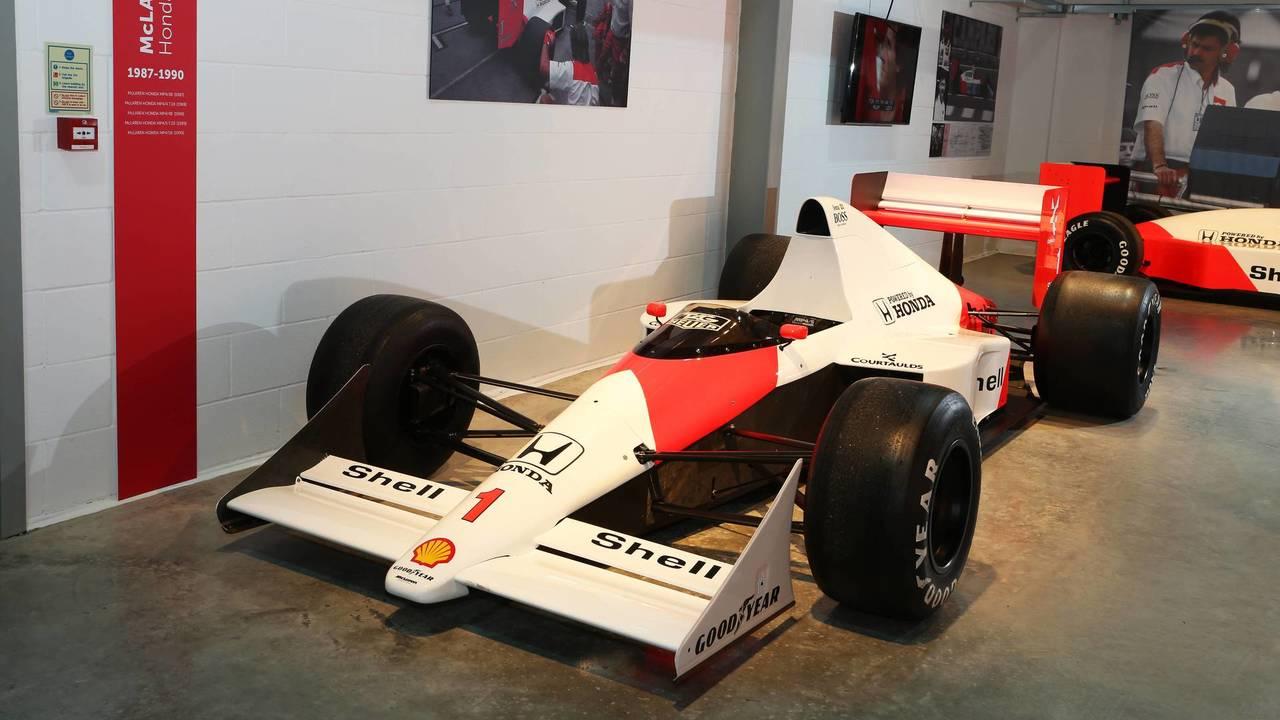 1989 McLaren MP4/5