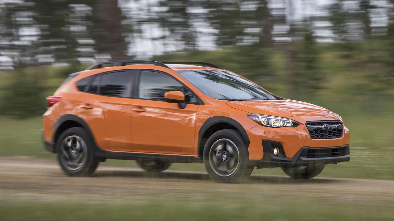 Тест-драйв Subaru Crosstrek 2018