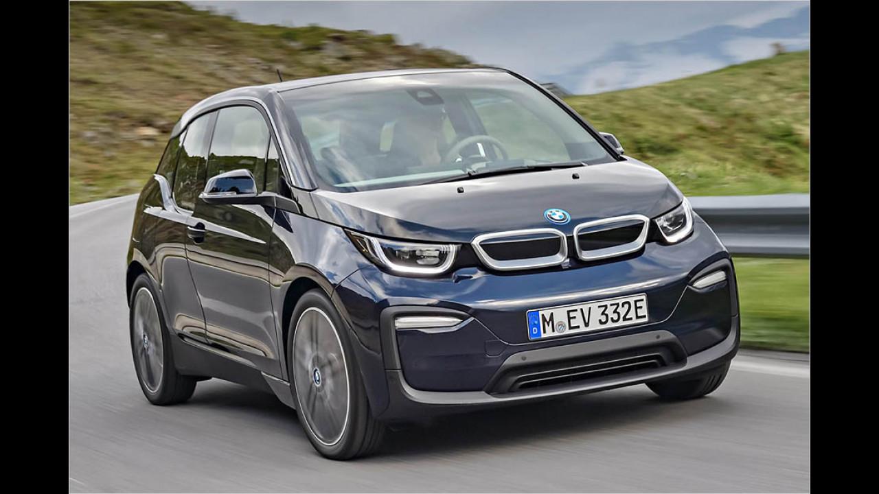 BMW i3: 359 km