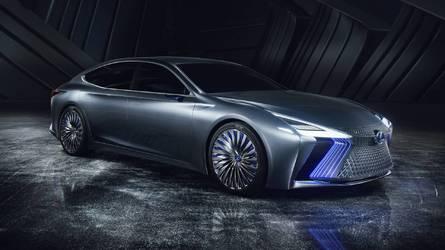 Concept LS+ - La vitrine technologique de Lexus