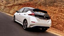 Nuova Nissan Leaf 2018