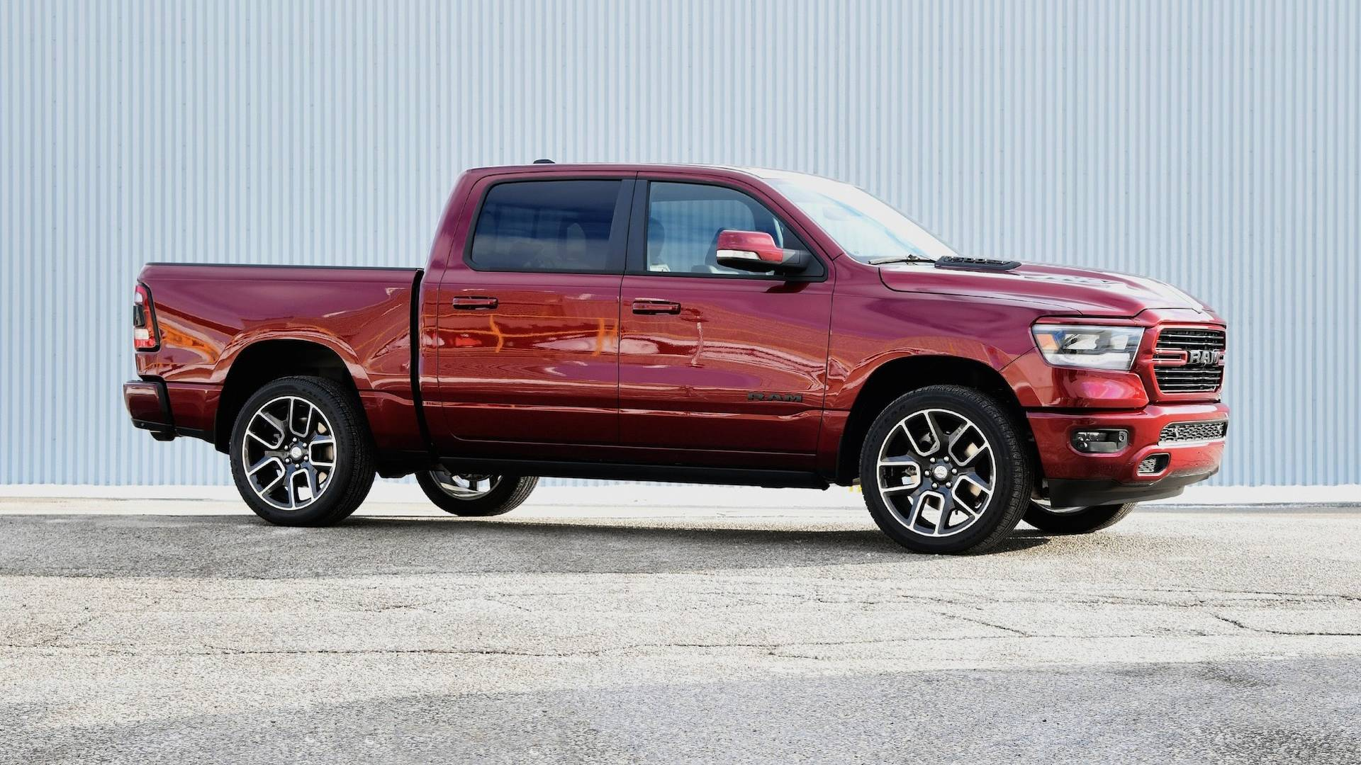 2019 Ram 1500 Sport Is Too Cool For U S Chills Out In Canada