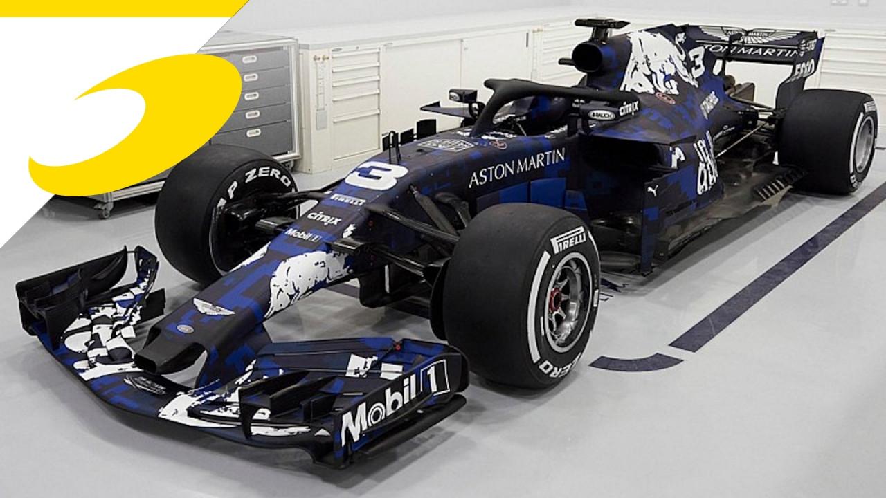 [Copertina] - Red Bull RB14, sarà più forte di Mercedes e Ferrari?