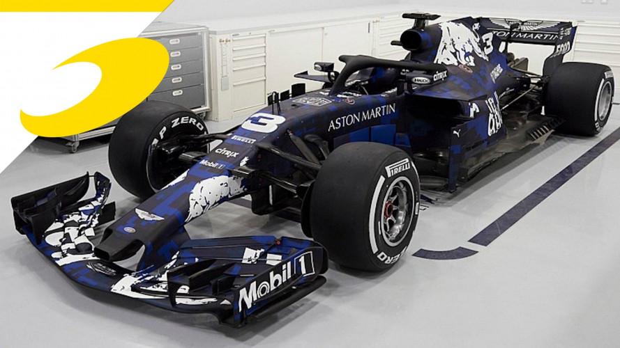Red Bull RB14, sarà più forte di Mercedes e Ferrari?