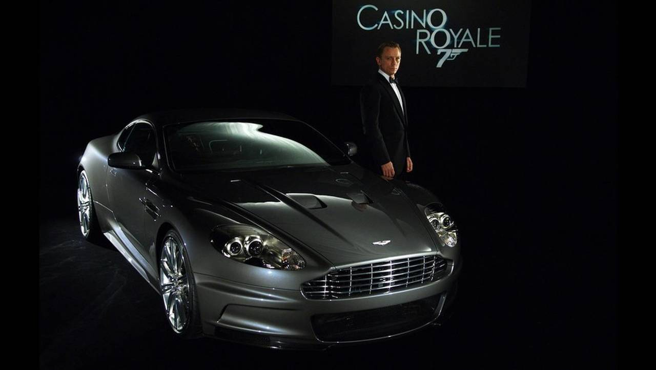Good: Aston Martin DBS in Casino Royale