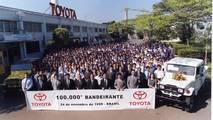 História - 60 anos de Toyota do Brasil