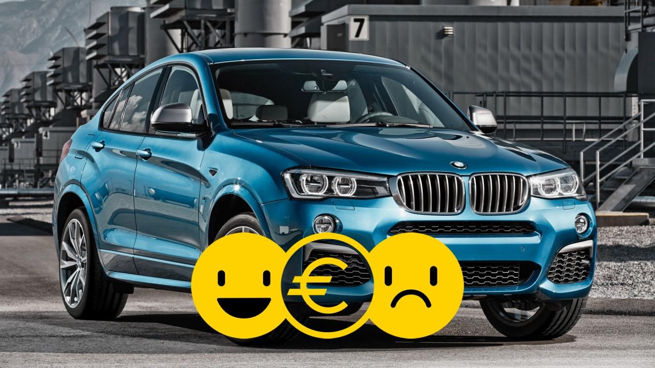 [Copertina] - Promozione BMW X4, perché conviene e perché no