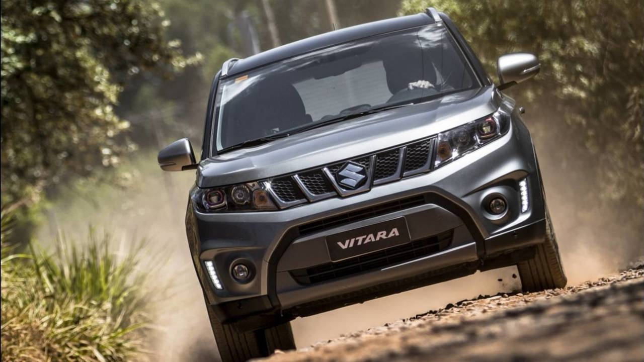 Suzuki Vitara 4You AllGrip - R$ 99.990