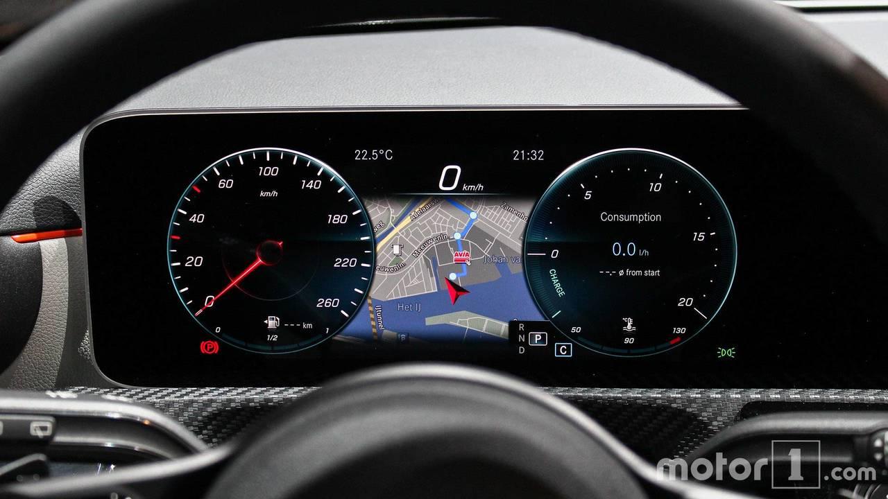 Mercedes-Benz Reveals New A-Class As High-Tech Tour De Force
