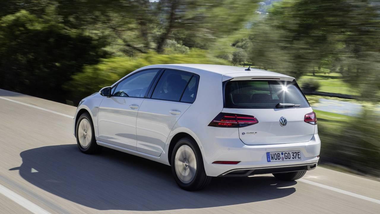 2. VW e-Golf ✶✶✶✶✶