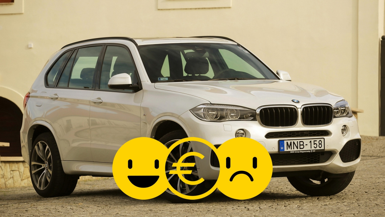[Copertina] - Promozione BMW X5, perché conviene e perché no