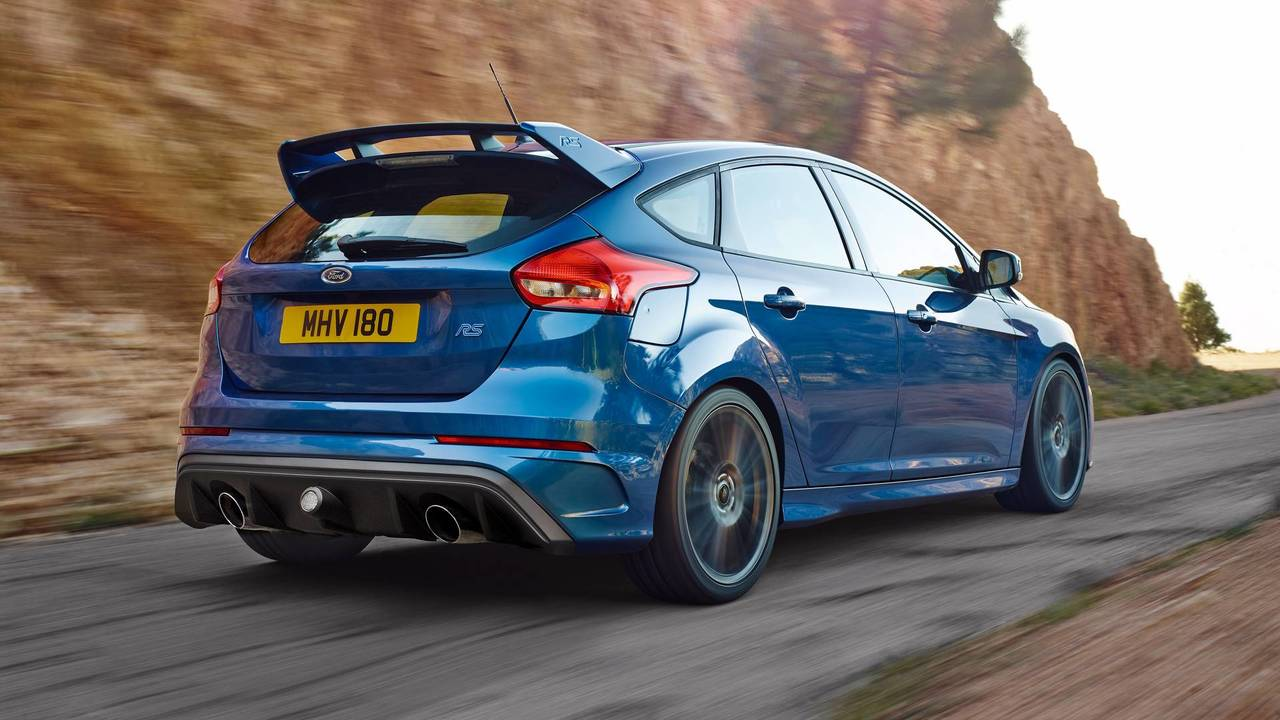 2016 Ford Focus RS