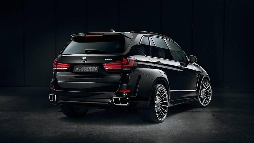 BMW X5 F15 par Hamann