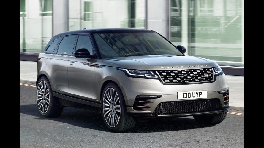 """Range Rover Velar, che il """"match"""" abbia inizio"""
